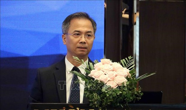 Vietnam acoge foro internacional sobre impactos del COVID-19 en el mundo hinh anh 1