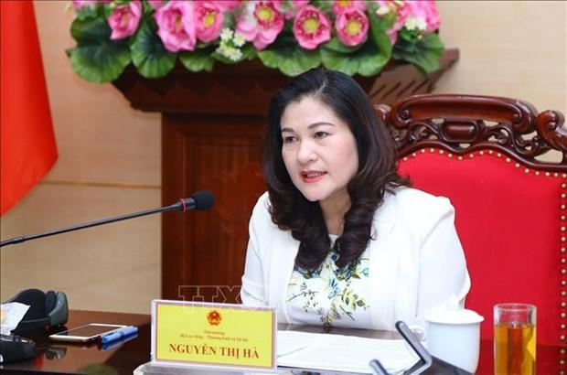 Anuncian encuesta nacional sobre trabajo infantil de Vietnam hinh anh 1