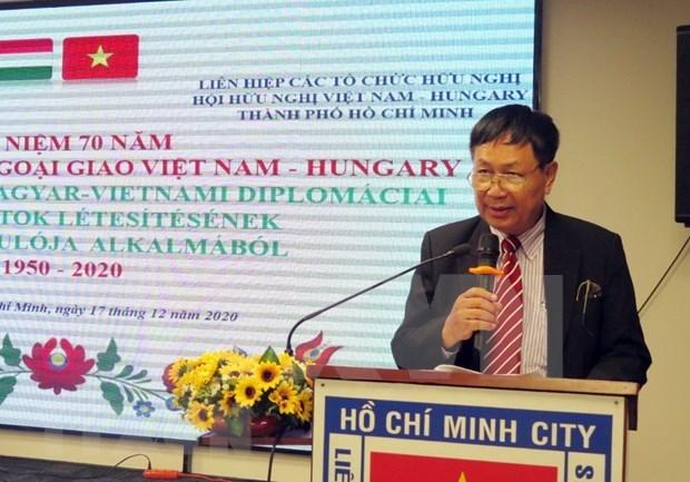 Vietnam y Hungria intensifican cooperacion en comercio y educacion hinh anh 1