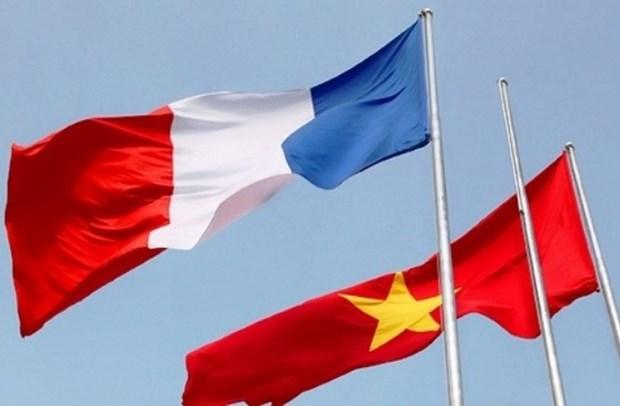 Aprecian aportes de asociacion de amistad a lazos Vietnam- Francia hinh anh 1