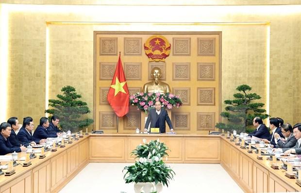 Premier de Vietnam emite orientaciones para desarrollo de diferentes provincias hinh anh 1