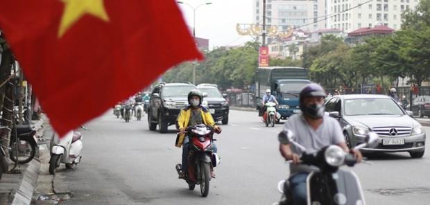 Prensa alemana aprecia esfuerzos de Vietnam para enfrentar crisis economica hinh anh 1