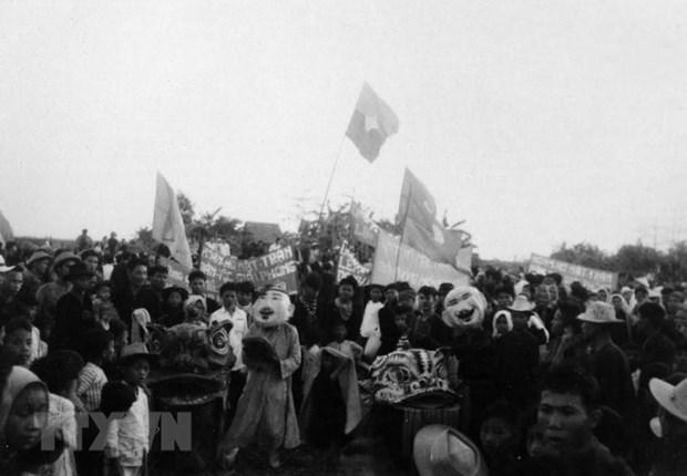 Conmemoran 60 anos de fundacion del Frente de Liberacion del Vietnam de Sur hinh anh 1