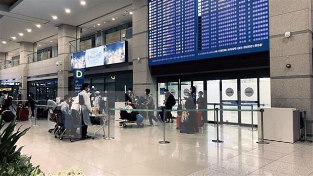 Continuan repatriacion de ciudadanos vietnamitas en medio de pandemia hinh anh 1
