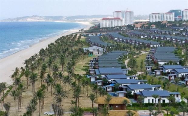 Vietnam muestra senales de recuperacion en sector de alojamiento hinh anh 1