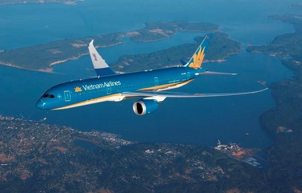 Vietnam Airlines en la lista de 50 principales marcas nacionales en 2020 de Forbes hinh anh 1