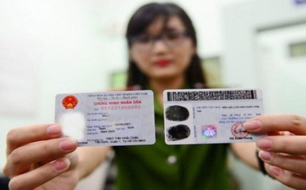 Hanoi otorgara tarjetas de identificacion ciudadana con chip para 2,5 millones de pobladores hinh anh 1