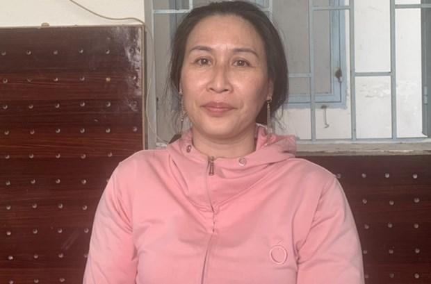 Detienen a una mujer en Vietnam por atentar contra el Estado hinh anh 1