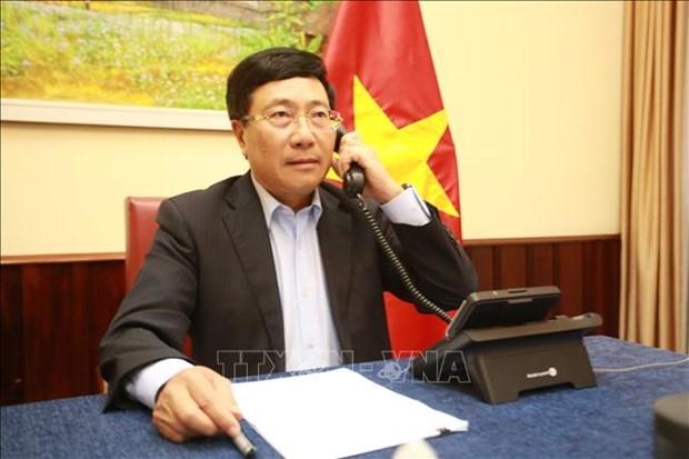 Vietnam y Finlandia acuerdan fortalecer cooperacion multifacetica hinh anh 1
