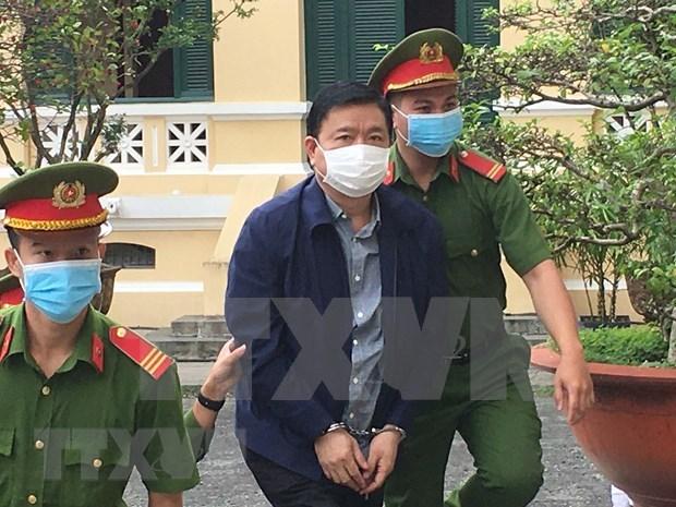Exministro de Transporte de Vietnam recibe otra condena a prision hinh anh 1
