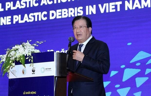 Vietnam trabaja por minimizar contaminacion por plasticos hinh anh 1