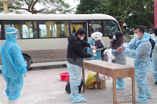 Vietnam registra un nuevo caso importado de COVID-19 hinh anh 1