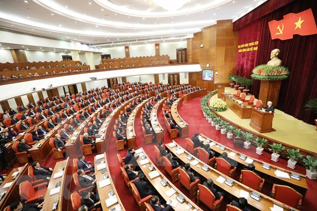 Iniciaran en enero proximo el XIII Congreso Nacional del Partido Comunista Vietnam hinh anh 1