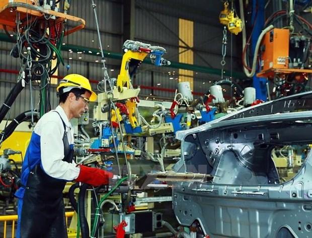 Diez acontecimientos que marcan la economia de Vietnam en 2020 hinh anh 1