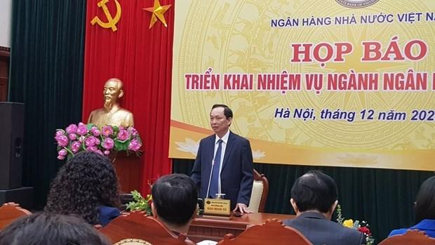 Vietnam preve lograr alto crecimiento crediticio en 2021 hinh anh 1