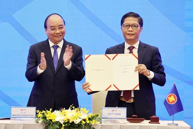 Diez acontecimientos que marcan la economia de Vietnam en 2020 hinh anh 2