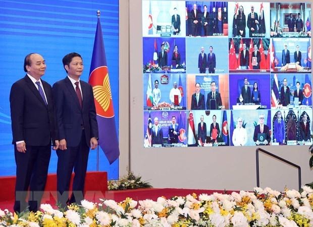 """Vietnam ejercio """"excelentemente"""" la presidencia de ASEAN, afirma experto japones hinh anh 2"""