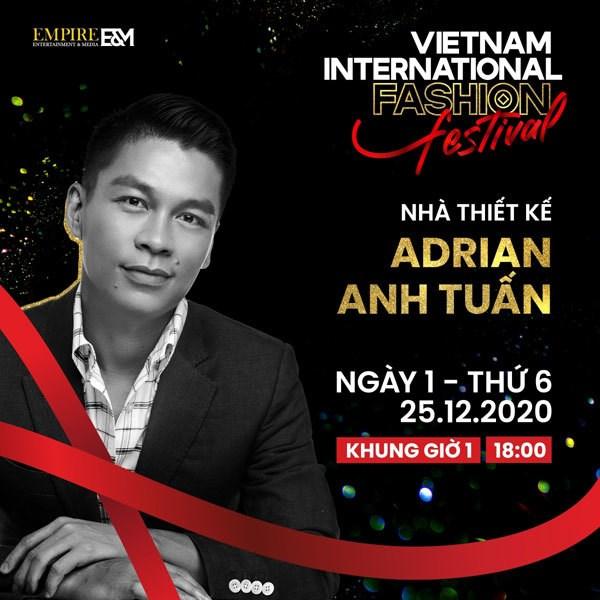 Inauguraran manana Festival Internacional de Moda de Vietnam hinh anh 1