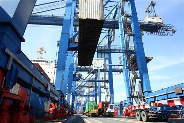 Ciudad Ho Chi Minh por trasladar puertos a zonas suburbanas para aliviar la congestion del trafico hinh anh 1