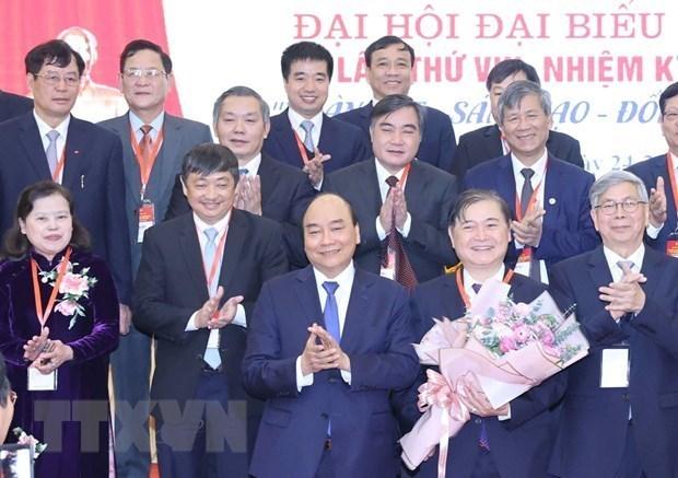 Premier de Vietnam aprecia aportes de intelectuales al desarrollo nacional hinh anh 1