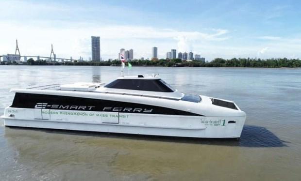 Tailandia pondra en funcionamiento ferrys electricos hinh anh 1