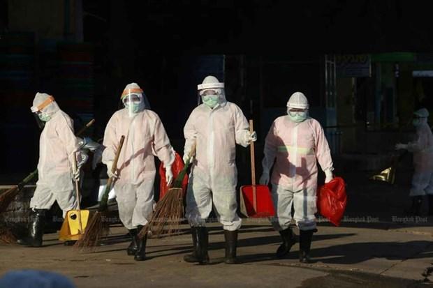 Tailandia aplica medidas de zonificacion para control epidemico hinh anh 1