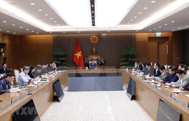 Piden elevar el nivel de las medidas antiepidemicas en Vietnam, en visperas de celebraciones hinh anh 1