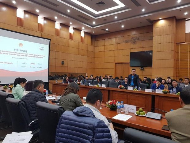 Captaran distribuidores vietnamitas oportunidades mediante plataforma comercial electronica hinh anh 1