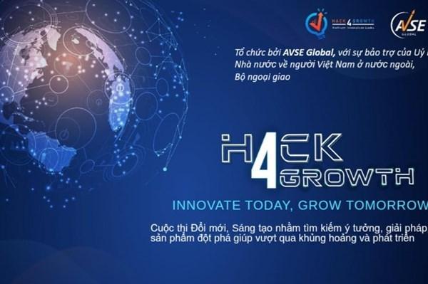 Proyecto de respuesta al cambio climatico gana concurso global Hack4Growth hinh anh 1