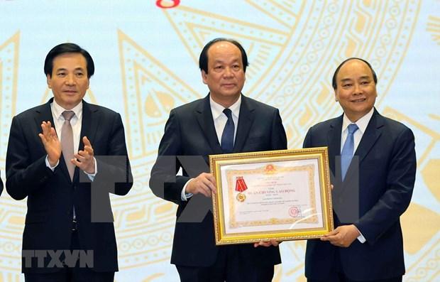 Insta premier de Vietnam a Oficina del Gobierno a mejorar funcion consultiva hinh anh 1