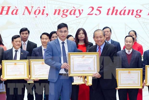 Insta premier de Vietnam a Oficina del Gobierno a mejorar funcion consultiva hinh anh 2