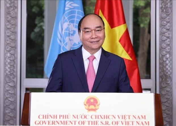 Premier de Vietnam exhorta a unidad de accion en el primer Dia Internacional de Preparacion ante las Epidemias hinh anh 1