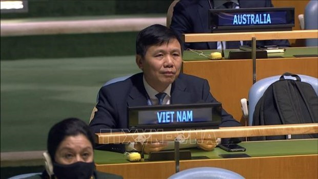 Premier de Vietnam exhorta a unidad de accion en el primer Dia Internacional de Preparacion ante las Epidemias hinh anh 2