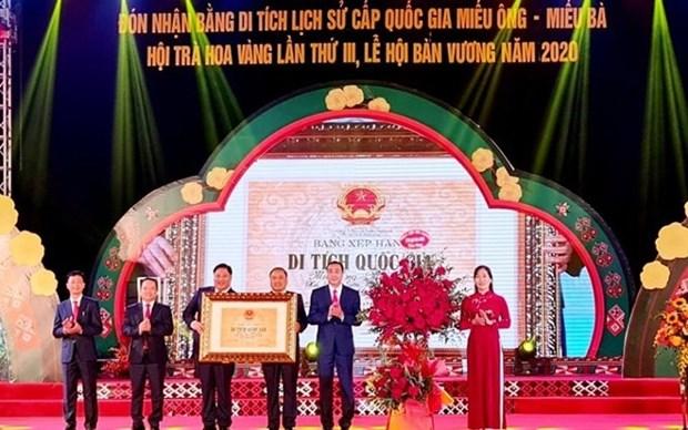 Divulgan valores de plantas medicinales de provincia vietnamita de Quang Ninh hinh anh 1