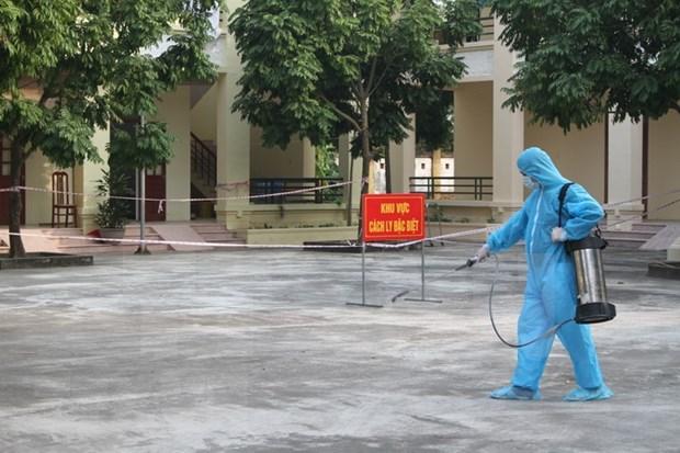 COVID-19: Exigen rastrear casos relacionados con paciente 1440 en Vietnam hinh anh 2