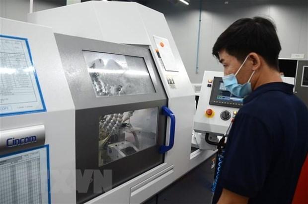 Promueven transferencia tecnologica del exterior a Vietnam hinh anh 2
