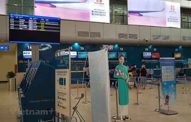 Aeropuerto vietnamita Cam Ranh recibe certificado internacional de sanidad hinh anh 1