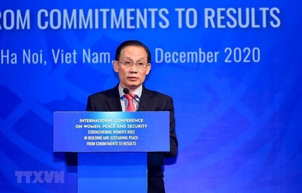 Resaltan aportes de Vietnam al Consejo de Seguridad de la ONU hinh anh 1