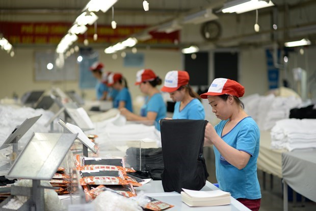 Sector textil de Vietnam espera un ingreso de 38 mil millones de dolares por exportaciones hinh anh 3