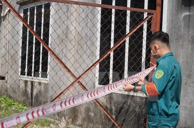 COVID-19: Ciudad Ho Chi Minh registra otro caso de entrada ilegal infectado hinh anh 1