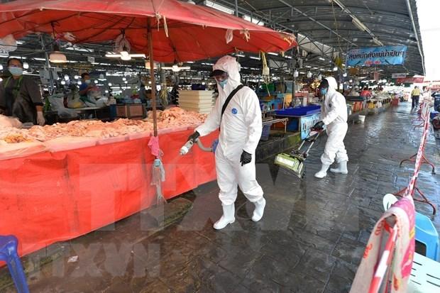 Reporta Tailandia primera muerte de COVID-19 tras dos meses hinh anh 1