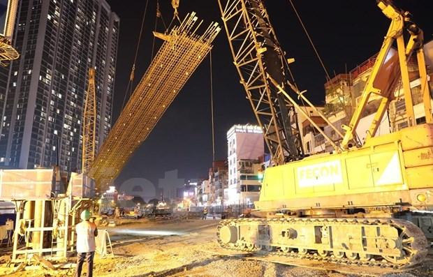 Completaran tuneladora de tramo subterraneo del metro Hanoi hinh anh 3