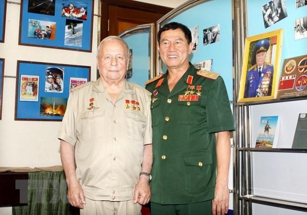 Destacan cooperacion de Vietnam con la antigua Union Sovietica y Rusia en capacitacion hinh anh 1