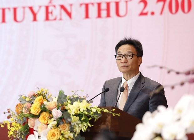 Portal de servicios publicos de Vietnam puede ahorrar cada ano casi 350 millones de dolares hinh anh 1