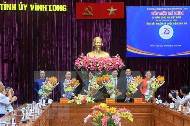 Conmemoran aniversario 75 de las primeras elecciones generales de Vietnam hinh anh 2