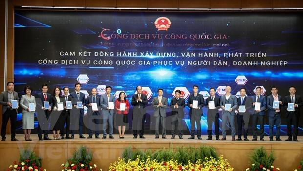 Portal de servicios publicos de Vietnam puede ahorrar cada ano casi 350 millones de dolares hinh anh 2