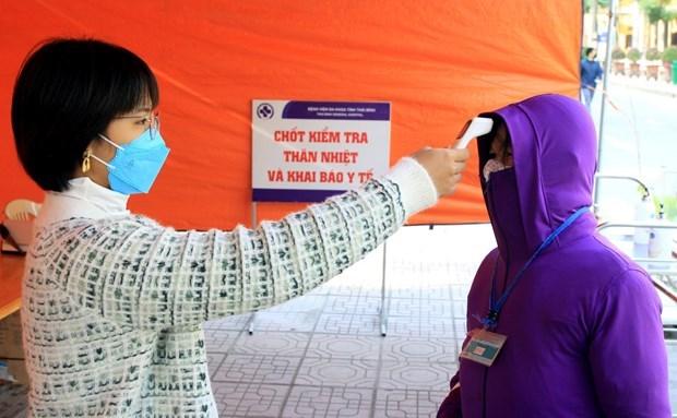 Hanoi implementa activamente medidas para controlar epidemias hinh anh 1
