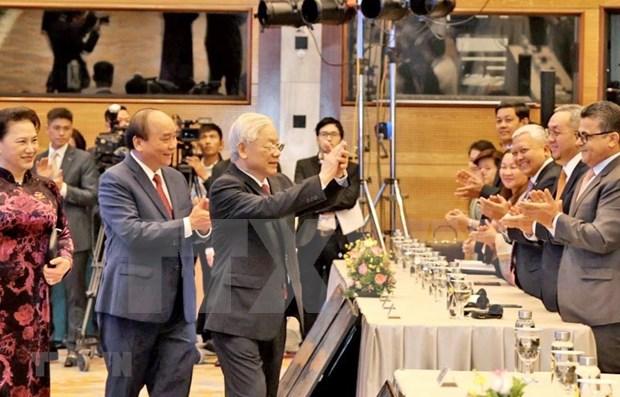 Vietnam consolida su posicion en la region y el mundo hinh anh 1