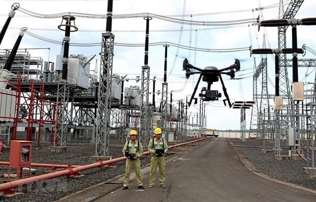 Empresa vietnamita digitalizara todas las instalaciones de transmision electrica en 2022 hinh anh 1