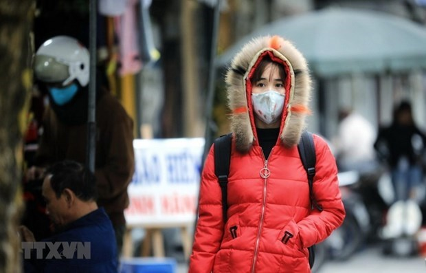 Frio intenso se prolongara en norte y centro de Vietnam hinh anh 1